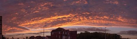 West Wick Sunrise-Wordpress-