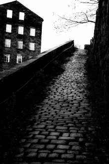AfterBillBrandt_Halifax_A Snicket at Old Lane-